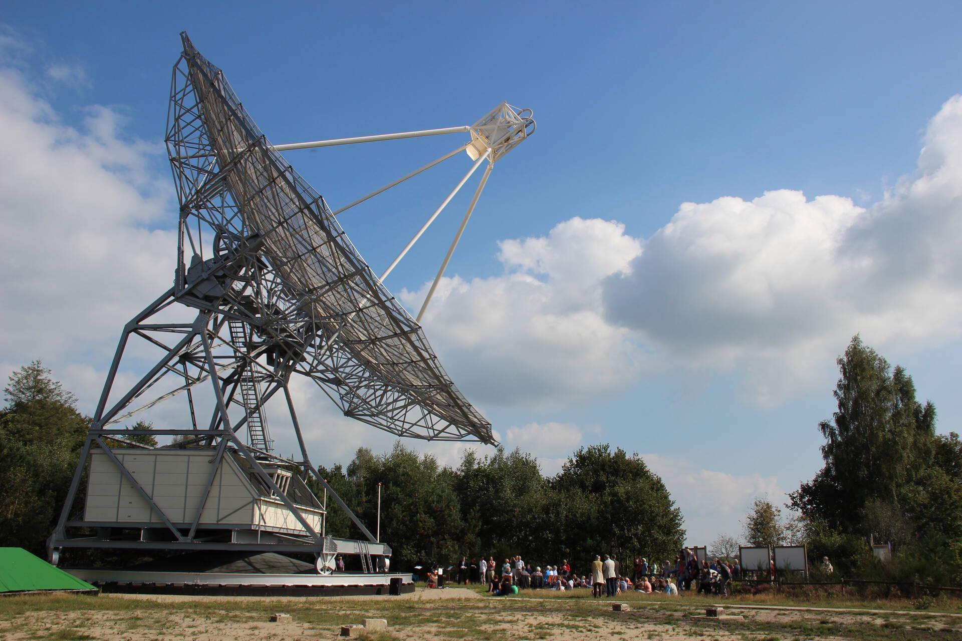 Dwingeloo Radiotelescoop