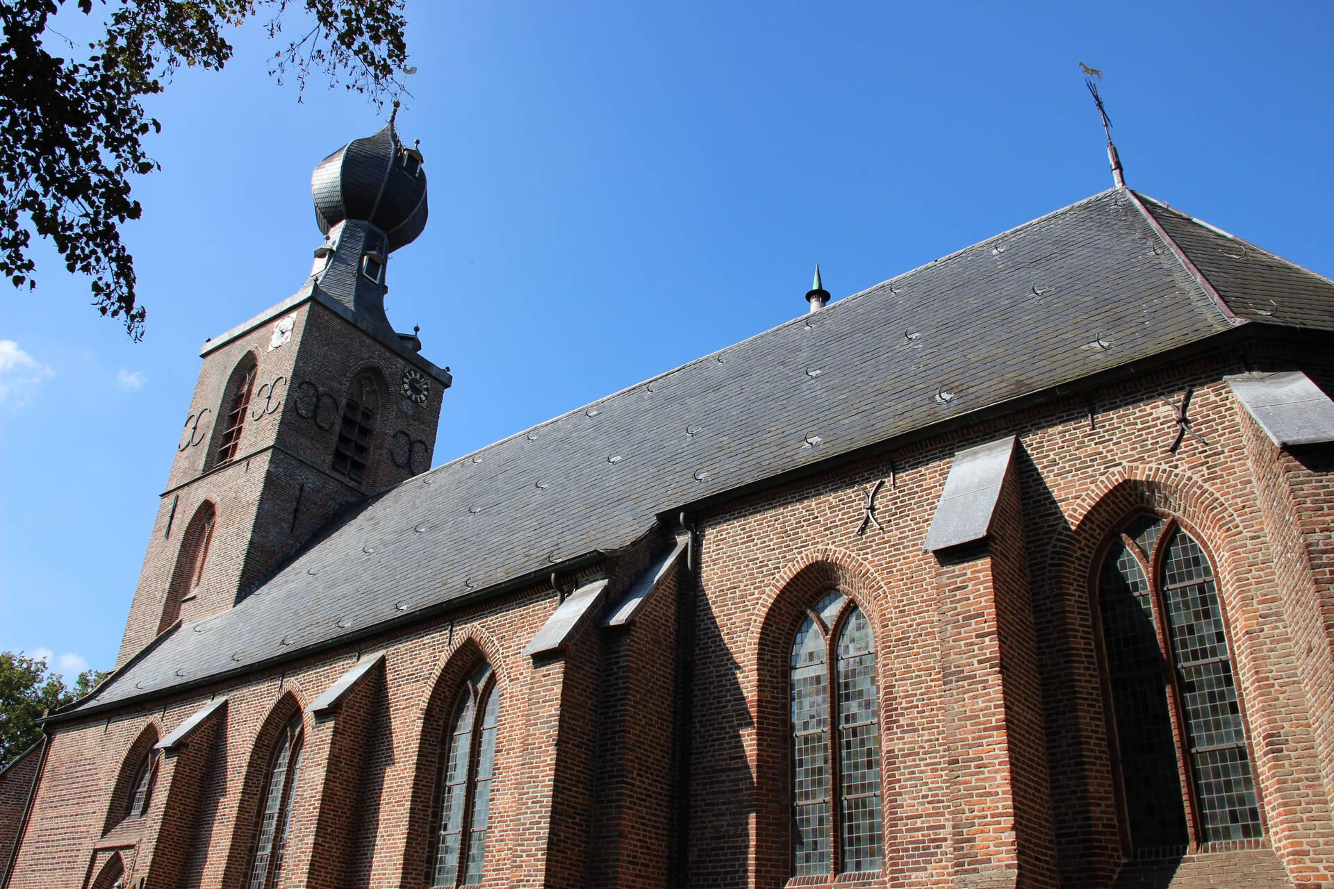 Sint Nicolaaskerk met Siepeltoren